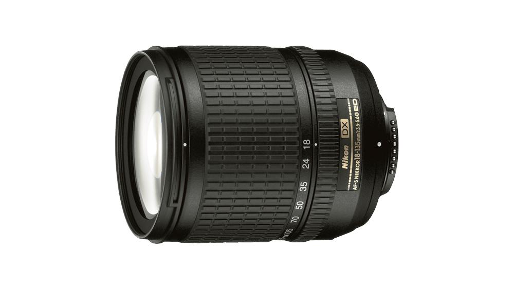 AF-S DX Zoom-NIKKOR 18-135mm F/3.5-5.6G IF-ED