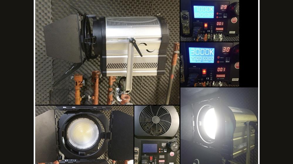 Fresnel LED NF-75000-FS
