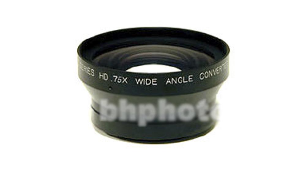 Century Precision Optics 0.75x Grande Angular Para Panasonic HVX200