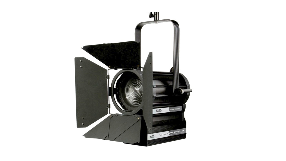 LED FRESNEL 6 DAYLIGHT DMX