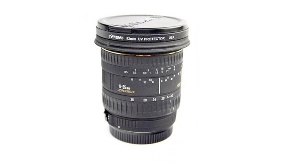 Lente Sigma 17-35mm/2.8
