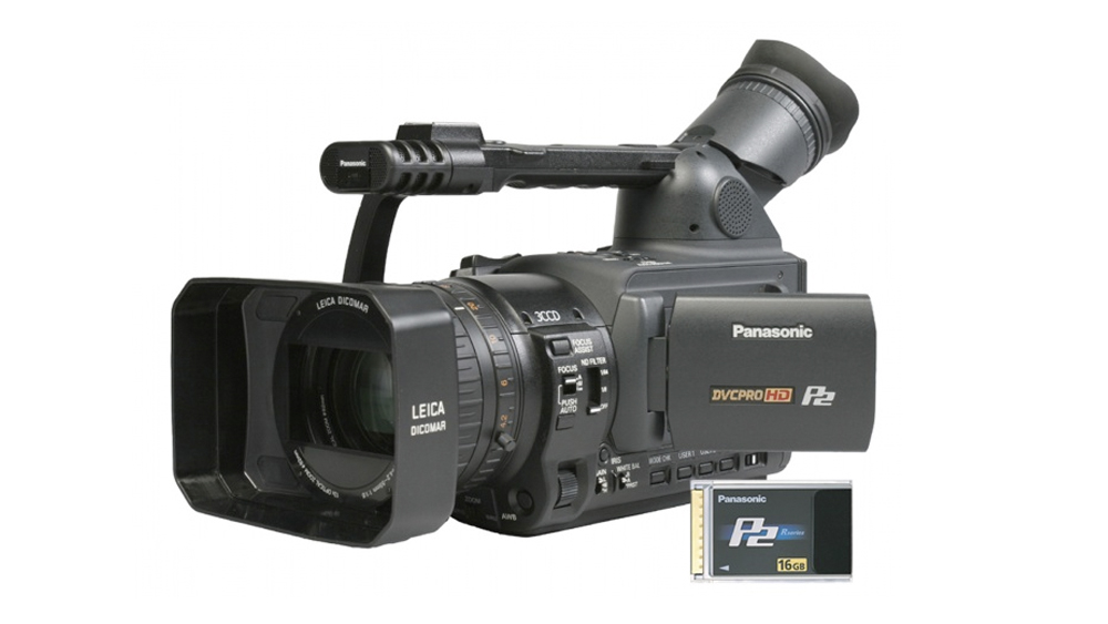 Panasonic HVX 200