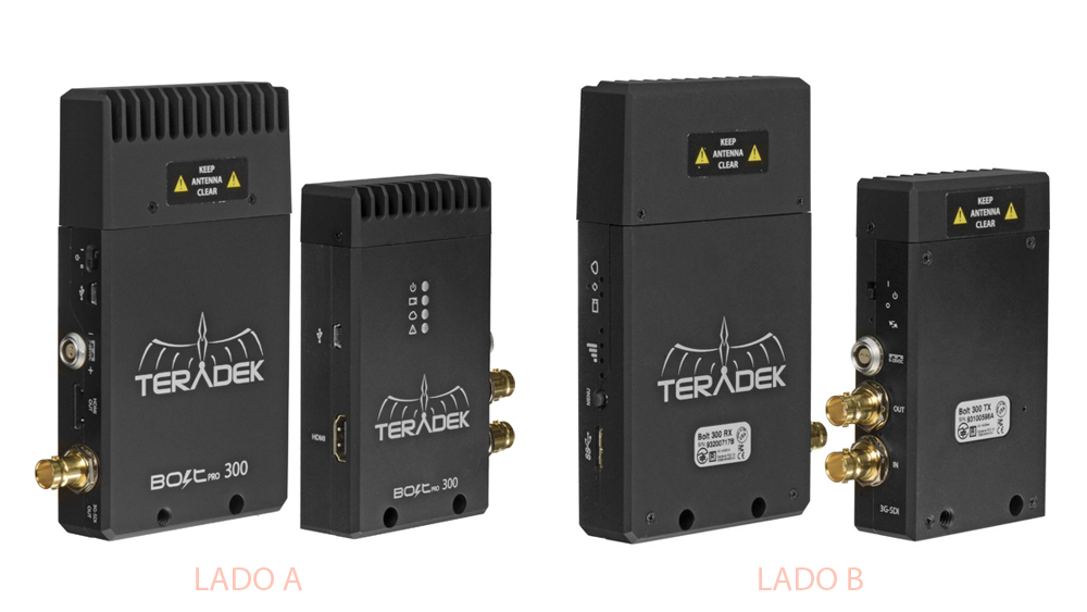 Teradek Bolt Pro 300 Wireless