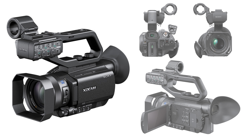 Sony PXW-X70 Professional XDCAM