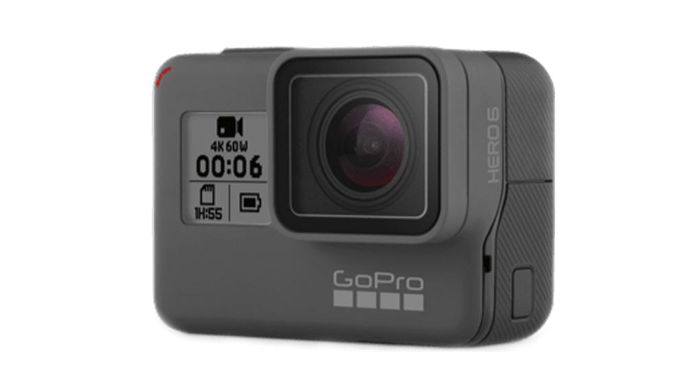 GoPro HERO6 Black 4k
