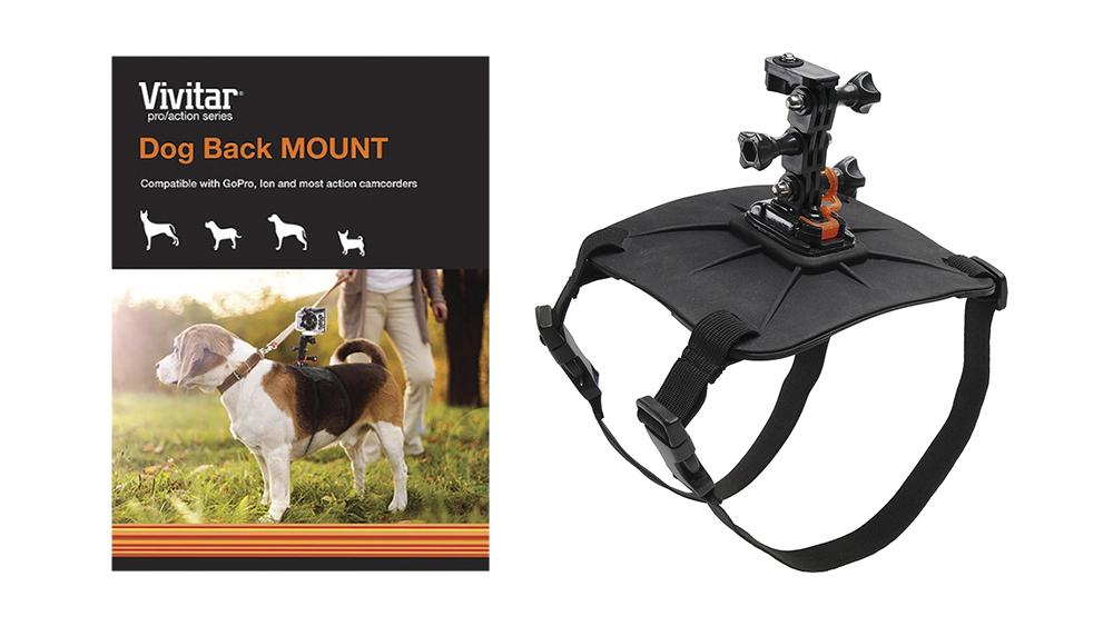 Vivitar Dog Back Mount